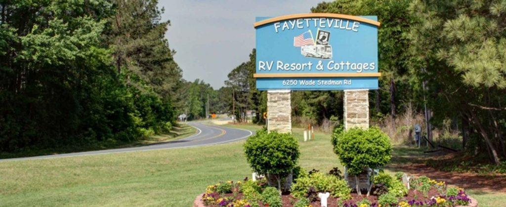 Fayetteville Camping Resort