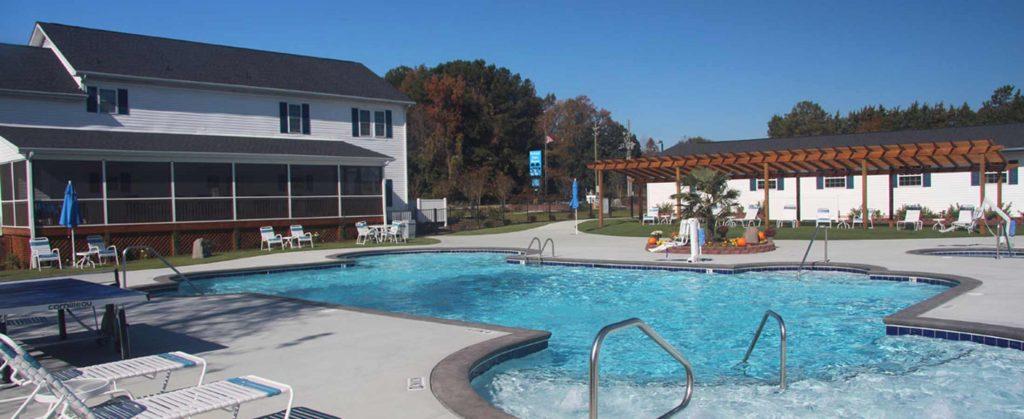 Raleigh Oaks Camping Resort